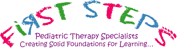 First Steps Pediatric Therapy Specialists Logo